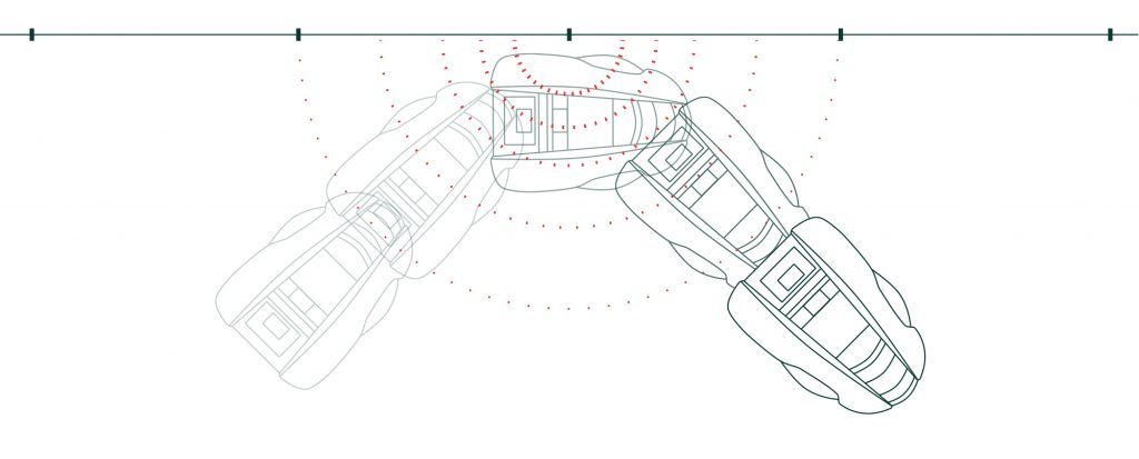 Rasenroboter-funktionsprinzip