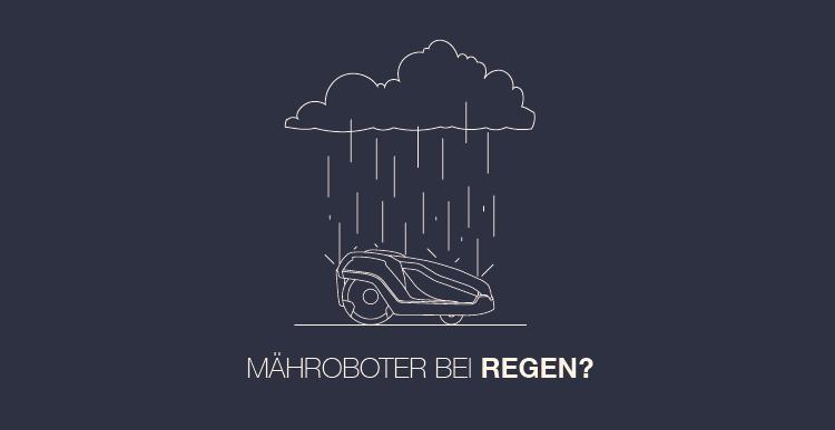 mähroboter bei regen-titel