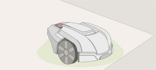 wie funktioniert ein rasenroboter-graserkennung